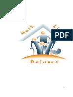 WorkLifeBalance Report