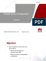 NodeB Data Configuration(V100R007)