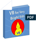 Vb for Very Bright Kids - Part 3 the Visual Basic Language