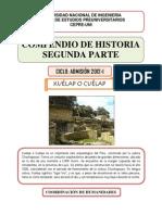 Compendio de Historia- Universidad Nacional de Ingenieria