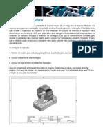 Autodesk Inventor - Montagem da Polia intermediaria