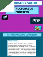 Estructura de Concreto Exposicion Walter