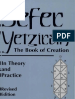 - Sefer Yetzirah - The Book of Creation (Aryeh Kaplan Version)