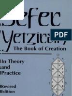 - Sefer Yetzirah - The Book of Creation (Aryeh Kaplan Version)