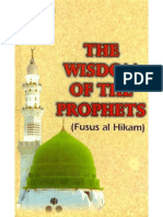 Fusus Al Hikam (The Wisdom of the Prophets)