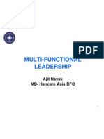 Multi-Functional Leadership - An ABM College Feb 2012