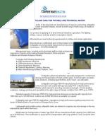 Water Defensetechs