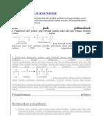 Mengenal Berbagai Jenis Polimer