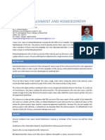 Retinal Detachment and Homoeopathy