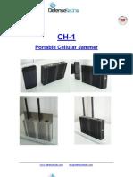 General Brochure - CH-1