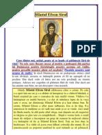 058. Sfântul Efrem Sirul