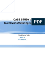 Towel Manufacturing Company