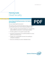 Security in the Cloud Planning Guide