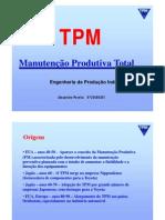 TPM - Manutenção Produtiva Total - ppt