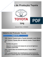 TPS - Sistema de Produção Toyota - ppt