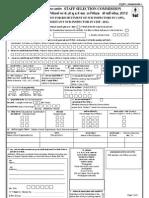 Application Form ASI