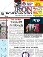 Huron Hometown News - July 12, 2012