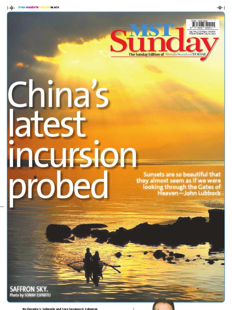 Manila Standard Today July 15 2012 Issue Sea Turtle Economy Laptop Repair Hp Makati Of China
