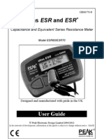 Esr70 Userguide English