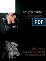Cannes Lions 2012 - Are You Ready?