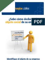 Sabe Como Declarar El Objeto Social de Su Empresa 18