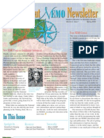 Spring 2004 Newsletter Connecticut Nonpoint Education for Municipal Officials