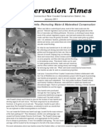 2011 Connecticut Conservation Times Newsletter