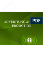 3 Advertising Sales Promotion