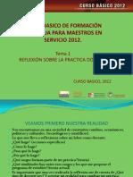Tema 1 Curso Basico 2012