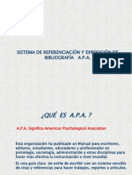 A.P.A,
