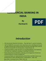 Commercial Banking in India