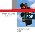 2010 Yaris Sd Qrg