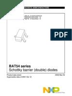 Bat54 Series n