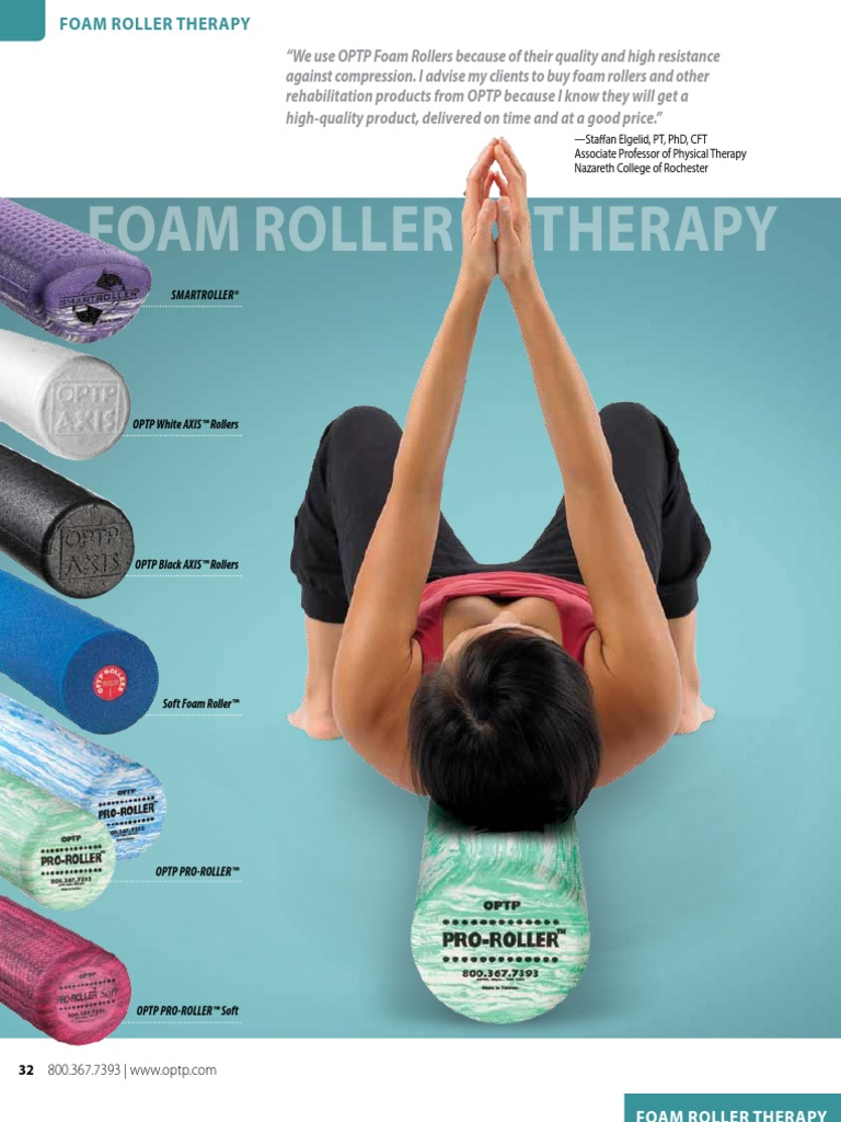 Foam Roller Workbook Pdf