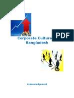 Corporate Culture in Bangladesh