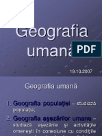 Geografiauman Power Point