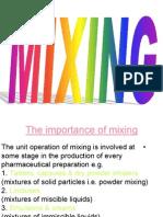Mixing 1