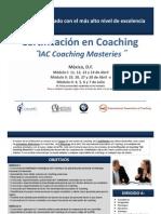 Certif Coaching Masteriesprograma