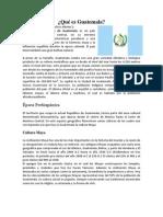 Guatemala Sociologia