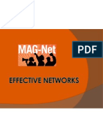 Effective Networks