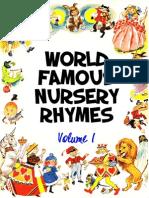 World Famous Nursery Rhymes Volume 1
