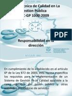 NTC GP Respo Direccion
