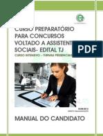 Manual Preparatório TJ- Presencial