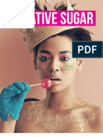 Creative Sugar Art Magazine - Issue Debut 2012
