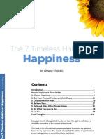 7Habits2 Happiness