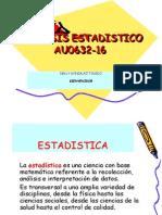 1.- ESTADISTICA Una Variable
