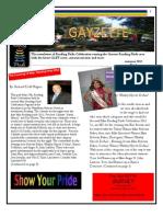 Gayzette Summer 2012