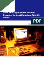 Guia de Preparación para el Examen de Certificación CCNA v4.1 Demo
