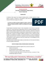 INSTRUCTIVO PARA LA ELABORACIÓN DEL TRABAJO FINAL DE PROYECTO