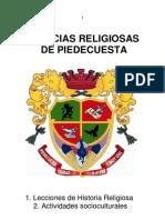 Ciencias Religiosas de Piedecuesta